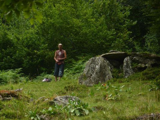 Dolmen en Ariège