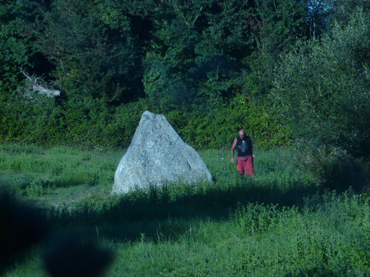 Menhir de la Crulière