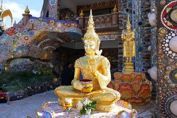 Der Tempel ist wunderschön