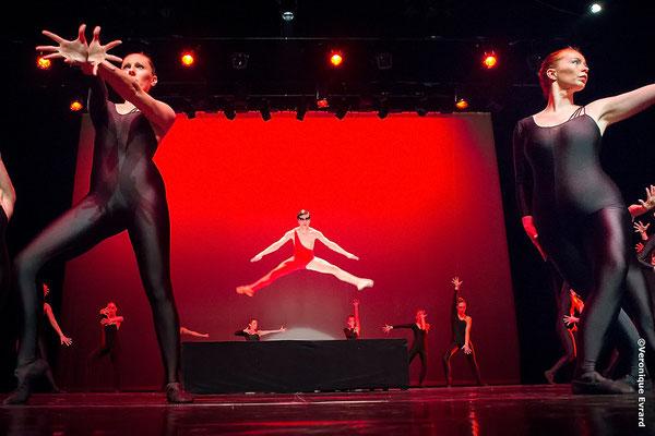 Ballet du Hainaut Le Boléro 16 janvier 2016