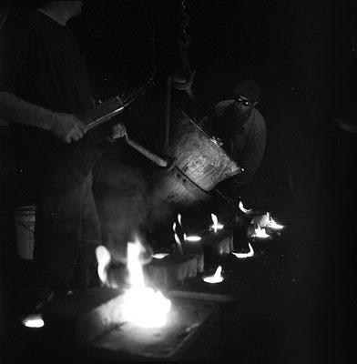 Les feux de St Eloi Les fonderies de Genappe