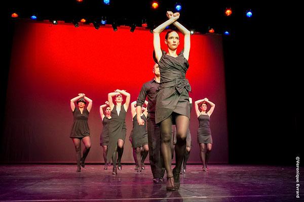 Ballet du Hainaut Nuevo Tango 16 janvier 2016