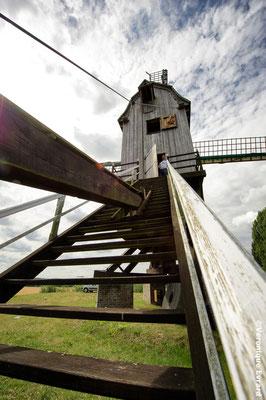 Luizenmolen d'Anderlecht ( moulin d'Anderlecht)