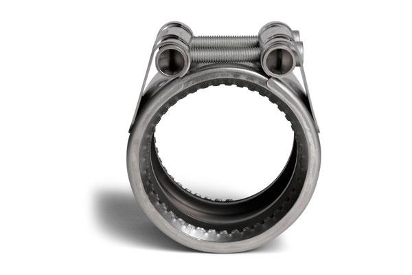 Edelstahl Hochdruckkupplung, Rohrkupplung für Druck, Rohrkupplung Krallen, coupling