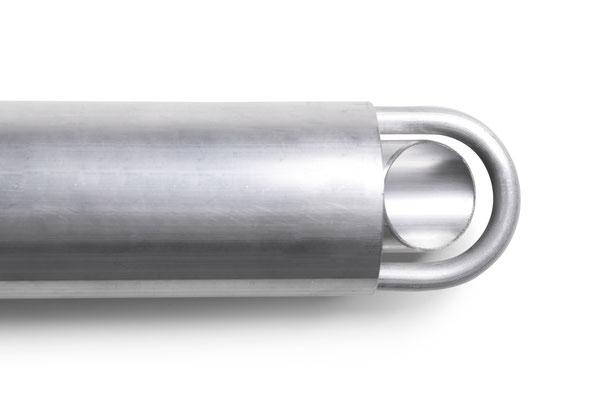 Aluminiumsauglanze