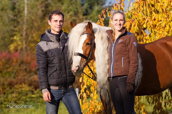 Hafinger Pferdefotoshooting Herbst