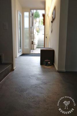 Eingangsbereich - Welcome home!