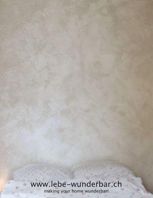 champagner wandgestaltung wunderbar z rich. Black Bedroom Furniture Sets. Home Design Ideas