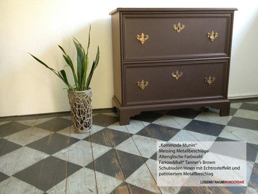 Kommode Munin - Möbelaufarbeitung mit Stil