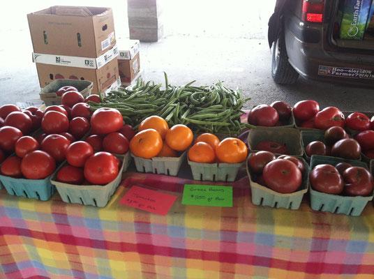 Farmers Market at the Fairgrounds - Hoosier Harvest Council