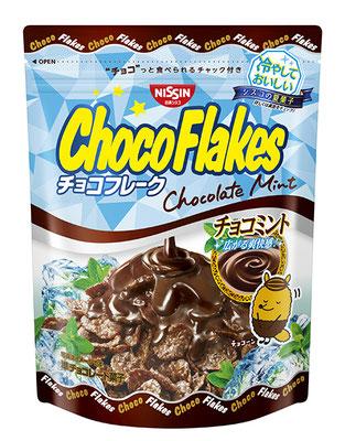 チョコフレーク チョコミント