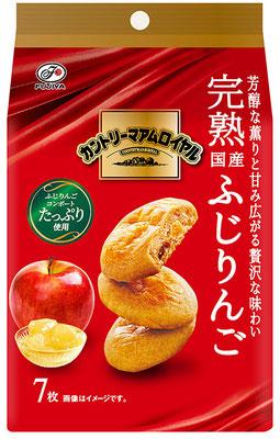 カントリーマアムロイヤル(完熟国産ふじりんご)