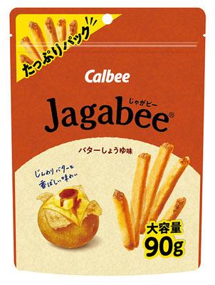 Jagabeeバターしょうゆ味 たっぷりパック
