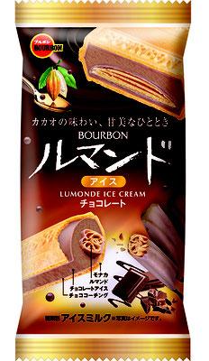 ルマンドアイスチョコレート