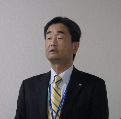 金子忠晴執行役員飲料事業部部長