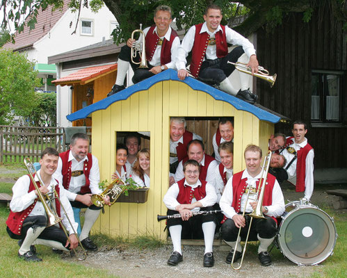 Dirlewanger Blaosband 2005