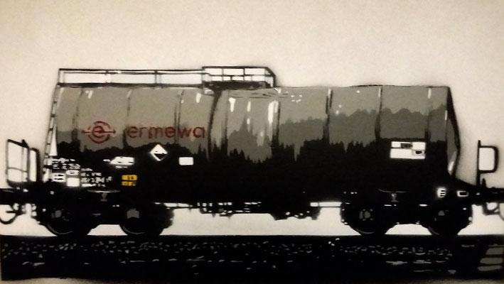 Ermewa Tank Car