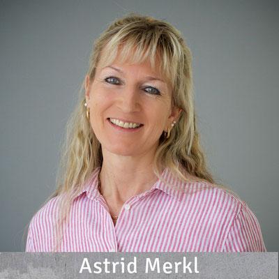 Astrid Merkl, Buchhaltung