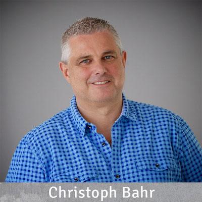 Christoph Bahr, Dipl. Wirtsch. Ing. (FH), Dipl. Bauing (FH), Freiberuflich, in beratender Tätigkeit