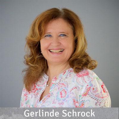 Gerlinde Schrock, Sekretariat