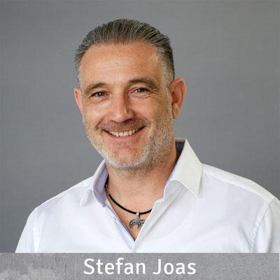 Stefan Joas, Projektleitung