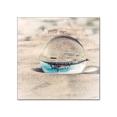 Aus und im Sand
