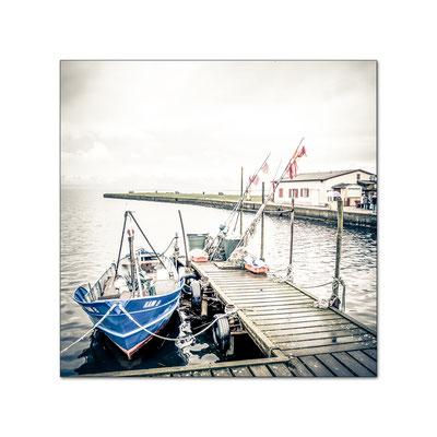 Fischerhafen in Karminke