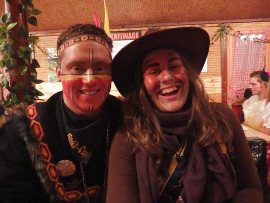 Vollgas Fislisbach Cowboy und Indianer