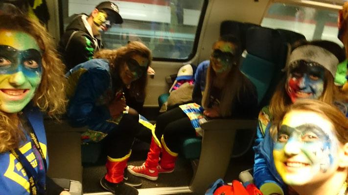 on the way to Luzern
