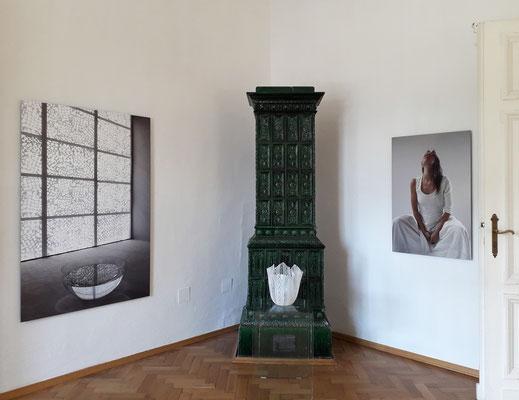 Silvano Rubino, Venedig auf Reisen, Schloss Ebenau 2021, ©beim Künstler und Galerie Walker