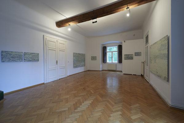 Schloss Ebenau, Claus Prokop, Sommer 2018  © Ernst Prokop