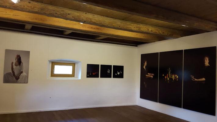 Silvano Rubino, Schloss Ebenau ©beim Künstler und Galerie Walker
