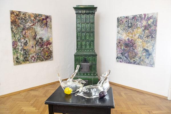 (c) Karl Heinz Fessl,  Karin Pliem und C.L. Attersee