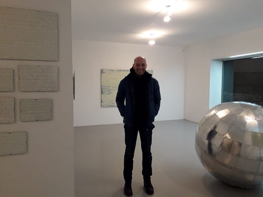 Claus Prokop, ALL_ALONE, Ausstellung im Kunstraum Walker in Klagenfurt, Jänner 2019 © Galerie Walker
