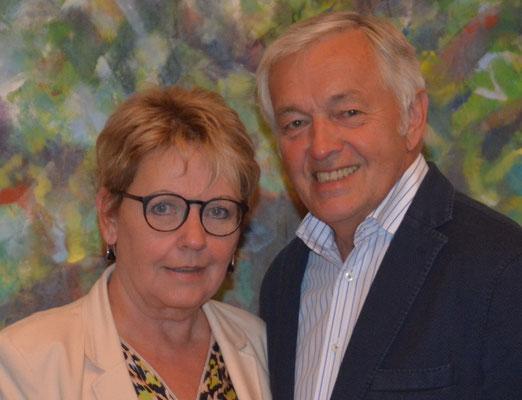 Gisela Hopfmüller und Franz Hlavac