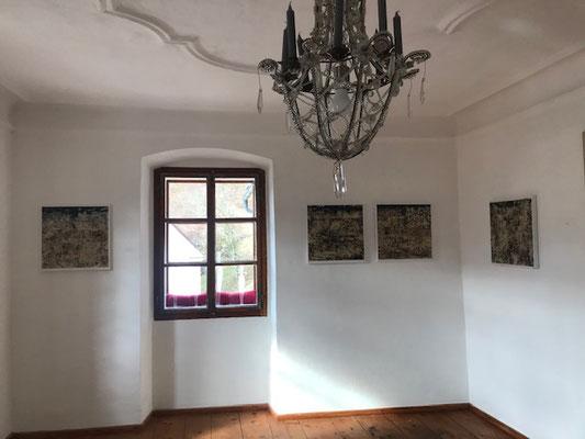 Valentin Oman im Alten Pfarrhof (c) Galerie Walker