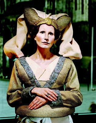 """Irene Andessner, Die schöne Ulmerin"""" #01, NHM, Leuchtkasten 100 x 80cm, 2003 (c) Irene Andessner"""