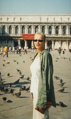 Kiki Kogelnik in Venedig ©Galerie Walker