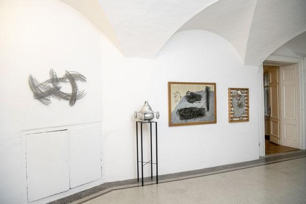 (c) von li nach re: Barbara Szuets, Bruno Gironcoli, Reimo Wukounig
