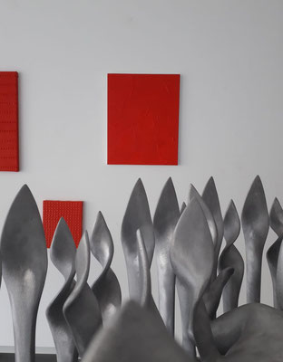Kunstraum Walker, Bruno Gironcoli (c) Galerie Walker