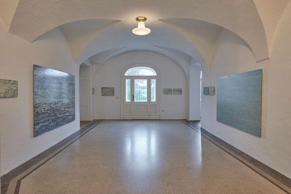 Claus Prokop im Schloss Ebenau ©beim Künstler und Galerie Walker