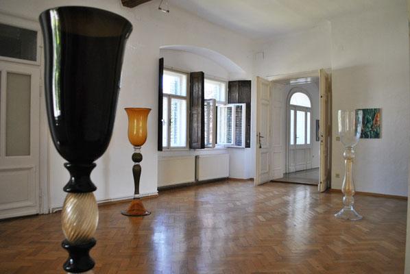 Vik Muniz, Glasskulpturen aus Murano ©beim Künstler
