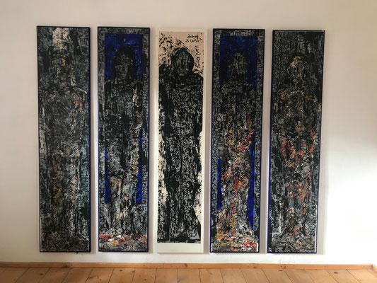 Valentin Oman aus der Serie - Homo Carantanus- Terra Carantana (c) Galerie Walker