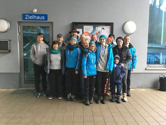 Das Team vom SV Bad Feilnbach bedankt sich