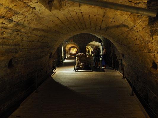 Túnel de los templarios
