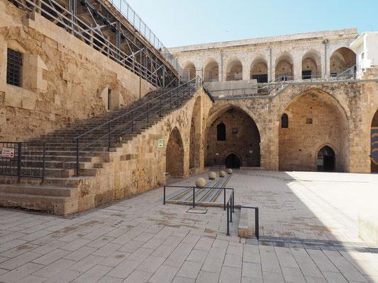 Plaza de Armas y gran Escalera