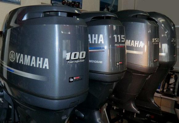 Leistungsstarke Motoren ab 100 PS