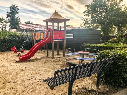 Droompark Bad Hoophuizen - Spielplatz