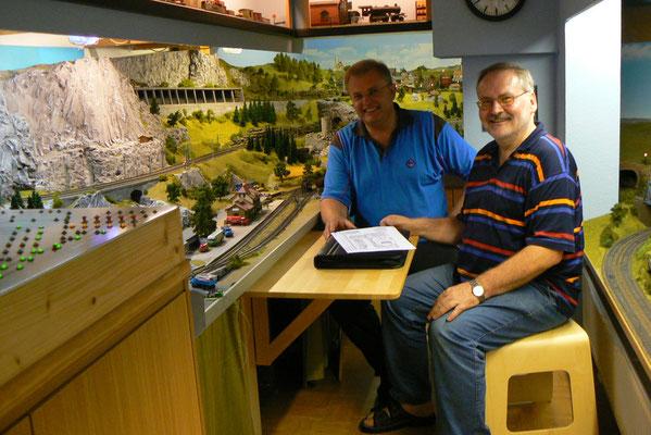 Martin Mogl (Kipfenberg) und G. Arnold