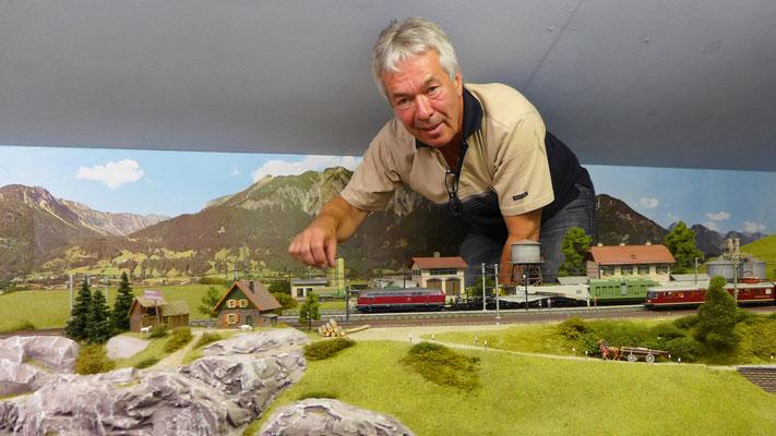 Herbert Apel aus Vettweiß in der Voreifel